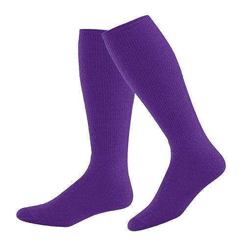 Baseball Socks - Purple