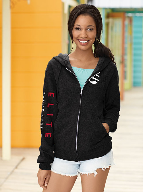 Full-Zip Hoodie - Elite Dance