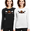 Thumbnail: Ladies L/S Dry Fit Shirt - Beaverton Lacrosse