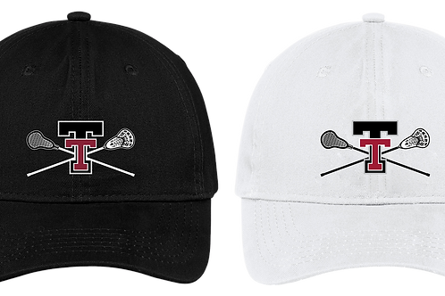 Unstructured Low Profile Hat - Tualatin Lacrosse