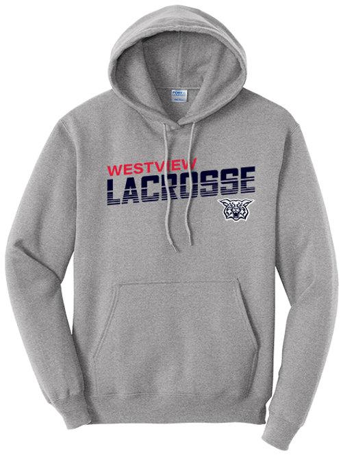 Cotton Hoodie - Westview Lacrosse 2021