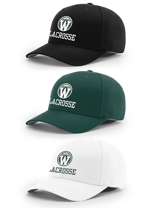Structured Flex Fit Hat - Wilson Lacrosse