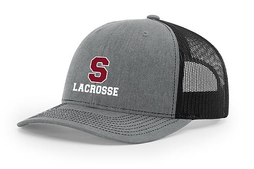 Trucker Mesh Hat - Sherwood Lacrosse