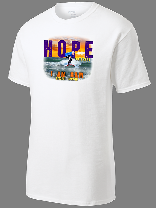 HOPE for a CURE - I AM SAM