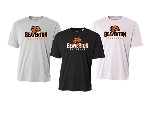 Men's/Youth S/S Dry Fit Shirt - Beaverton Baseball
