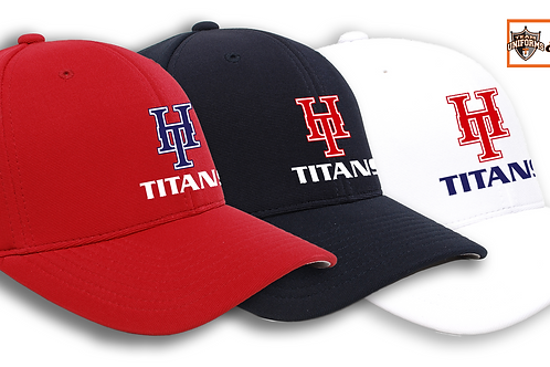 Structured Pro Crown Hat - Holy Trinity