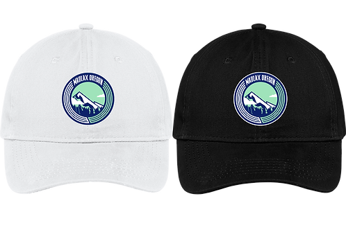 Unstructured Low Profile Hat - Madlax Lacrosse
