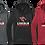 Thumbnail: Dry Fit Hoodie - Cardinal Head Football Logo