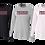 Thumbnail: Men's/Youth L/S Dry Fit Shirt - Sherwood Lacrosse Font