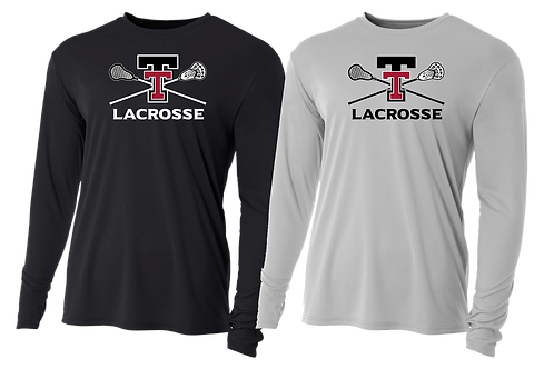Men's/Youth L/S Dry Fit Shirt - Tualatin Lacrosse