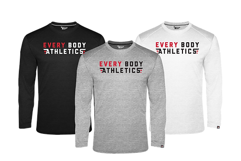 Men's Badger Fit Flex L/S Tee - Every Body Athletics