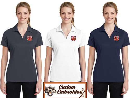 Ladies Stitched Polo Shirt - Westview
