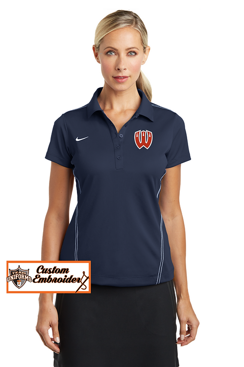 Ladies Nike Stitched Polo Shirt - Westview