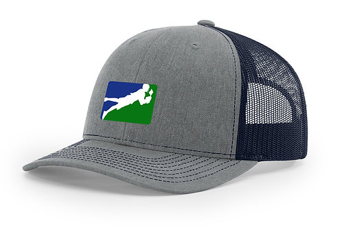 Trucker Mesh Hat - Oregon Box Lacrosse