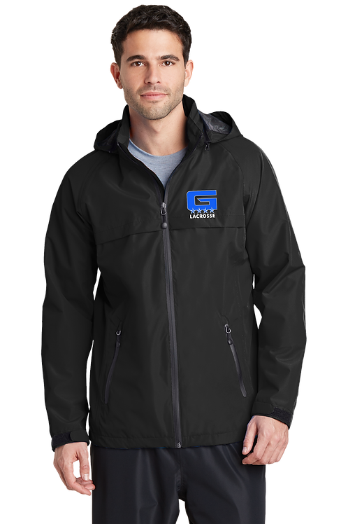Men's Waterproof Rain Jacket - Grant LAX