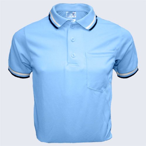 Pro Style Umpire Polo Shirt | Light Blue