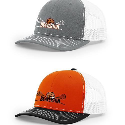 Trucker Mesh Hat - Beaverton Lacrosse
