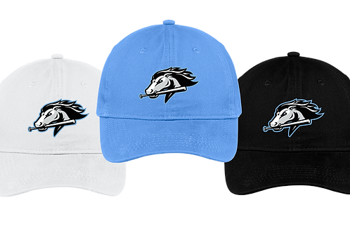 Unstructured Low Profile Hat - Mavs Baseball