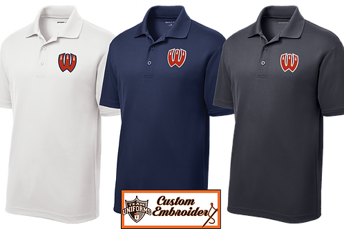 Men's Stitched Polo Shirt - Westview