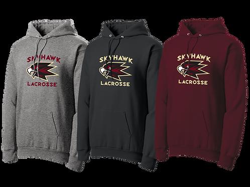 Cotton Hoodie - Skyhawk Lacrosse