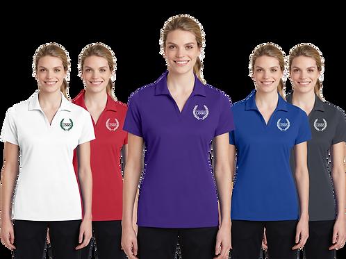 Ladies Sport-Tek® PosiCharge® RacerMesh® Polo
