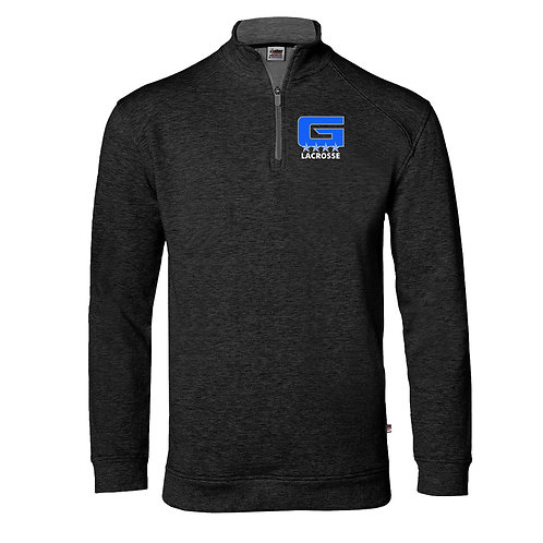 Men's Badger Fit Flex 1/4 Zip Pullover - Grant Lax