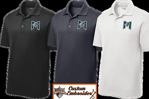 Men's Polo Shirt - Mountainside