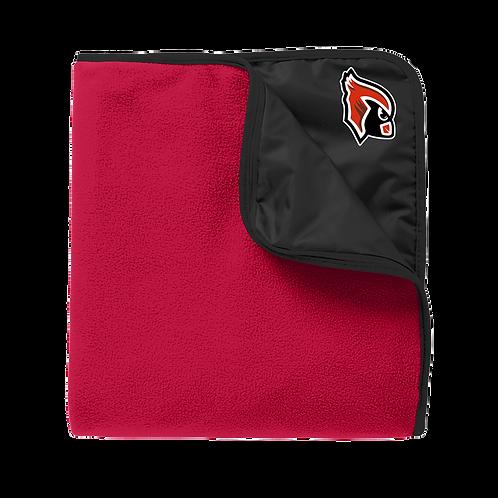 Stadium Blanket - Cardinal Head