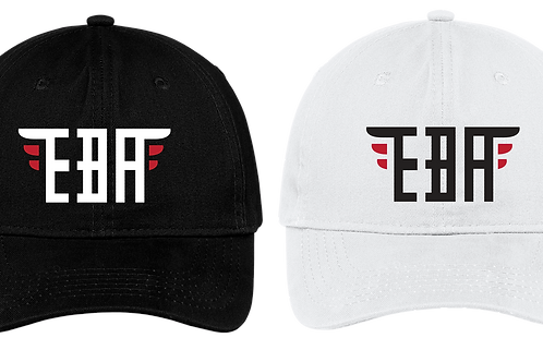 Unstructured Low Profile Hat - EBA