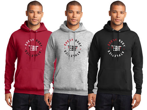 Cotton Hoodie - Circular Every Body Athletics