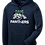 Thumbnail: Dry Fit Hoodie - St. Pius Panthers Logo