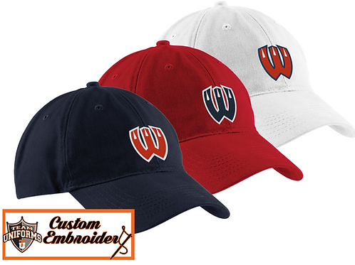 Unstructured Low Profile Hat - Westview