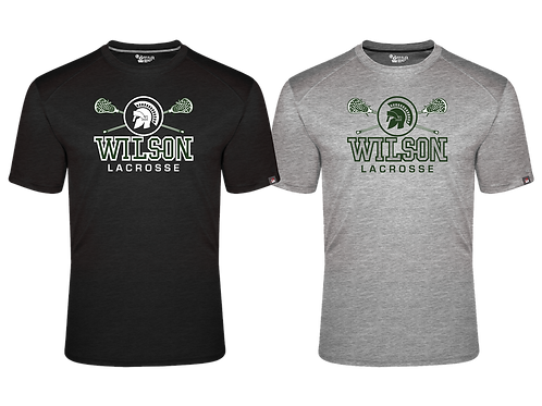 Men's Badger Fit Flex S/S Tee - Wilson Lacrosse