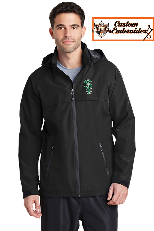 Men's Waterproof Jacket with Hood - SPX