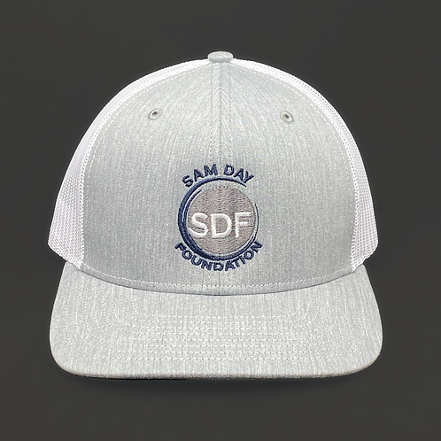 Trucker Mesh Hat - SAM DAY FOUNDATION
