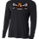 Thumbnail: Youth/Men's L/S Dry Fit Shirt - Beaverton Lacrosse