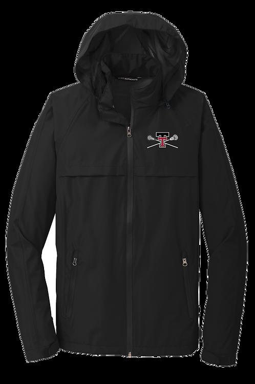 Men's Waterproof Rain Jacket - Tualatin Lacrosse
