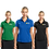 Thumbnail: Nike Golf Ladies Dri-FIT Sport Swoosh Pique Polo
