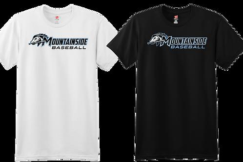 Cotton Tee - Mountainside Baseball