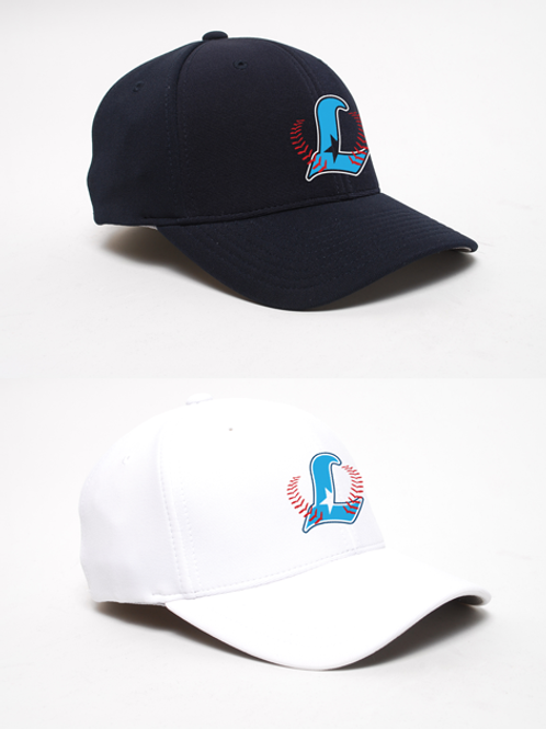 Structured Pro Crown Hat - Liberty Baseball