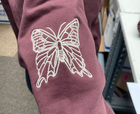 Reeses Butterfly project