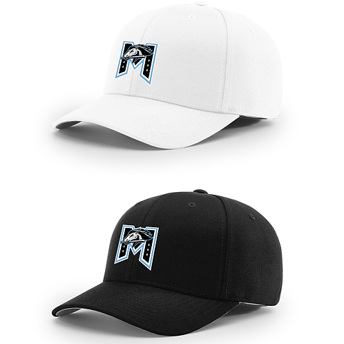 Structured Pro Crown Hat - M Baseball