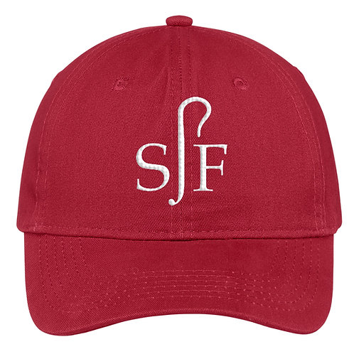 Unstructured Low Profile Hat - SJF