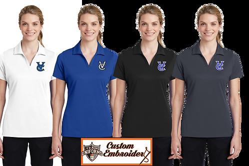 Ladies Dry Fit Polo Shirt - VC