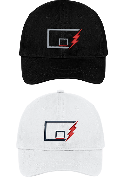 Unstructured Low Profile Hat - Flash Backboard