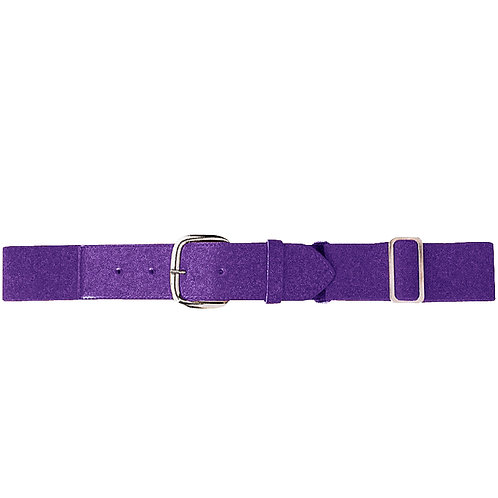 Baseball Belt - Purple