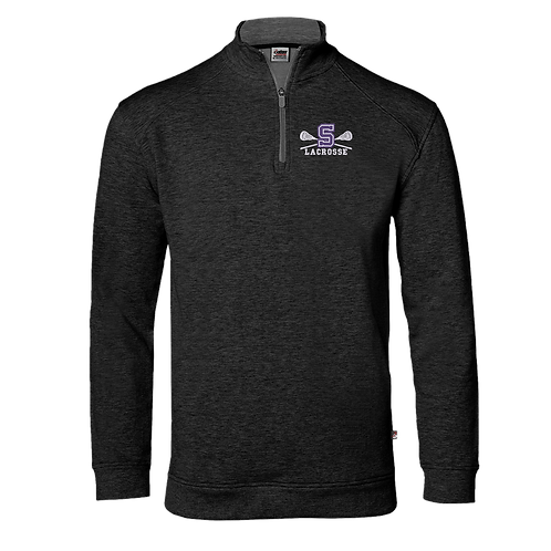 Men's Badger Fit Flex 1/4 Zip Pullover - Sunset Lax