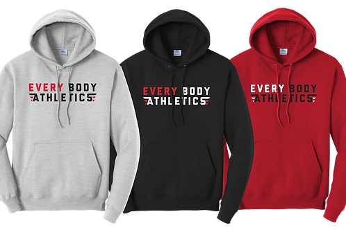 Cotton Hoodie - Every Body Athletics