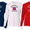 Thumbnail: Men's L/S Dry Fit Shirt - Westview Lacrosse