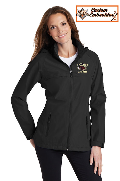Ladies Waterproof Rain Jacket - Southridge Lax
